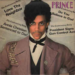 Prince - Controversy - Complete LP