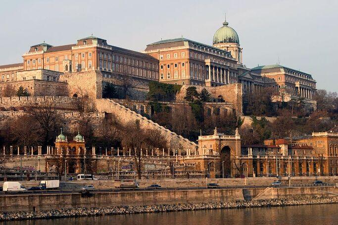 Budapest mitt hjärta
