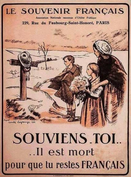 Qu'est ce que le Souvenir Français ?