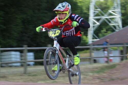 27 juin  2017 entrainement BMX Mandeure