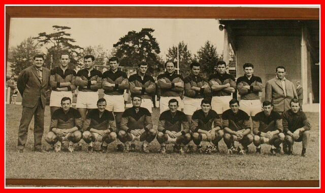 - Rugby Graulhet 1967-1968