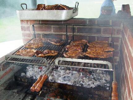 Dimanche 14 mai - Barbecue