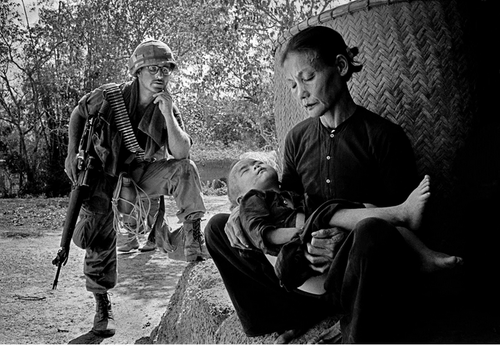 Philip Jones Griffiths, Vietnam Sud, 1967