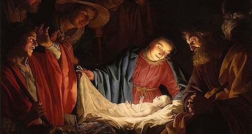 Noël : naissance de Jésus
