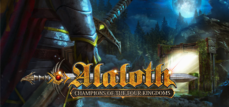 VIDEO : Alaloth - Champions of The Four Kingdoms, 10 minutes de gameplay*