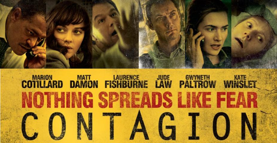 Résultats de recherche d'images pour «contagion film»