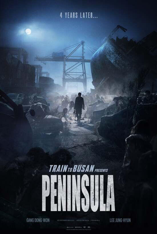 Watch Peninsula ~ Train to Busan 2 Full [[ English ]] F.ull Movie Online