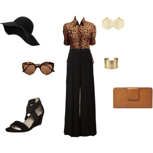 tenue soirée déesse héra by enmodepaleo on Polyvore featuring mode, Dolce&Gabbana, Roberto Cavalli, JB Martin, FOSSIL, Blue Nile, Kasturjewels, Illesteva and MANGO
