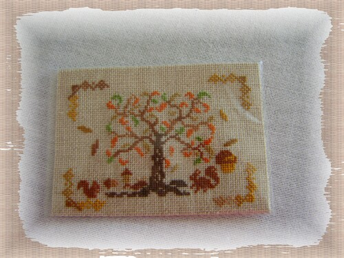 ATC arbre d'automne