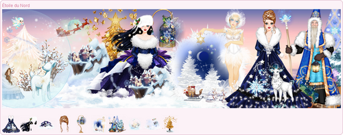 Noël à travers le(s) monde(s)