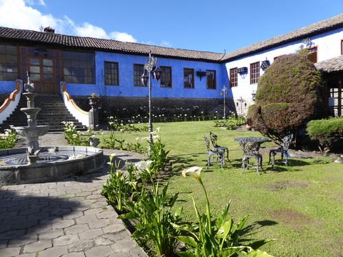 8ème jour, en route vers Riobamba