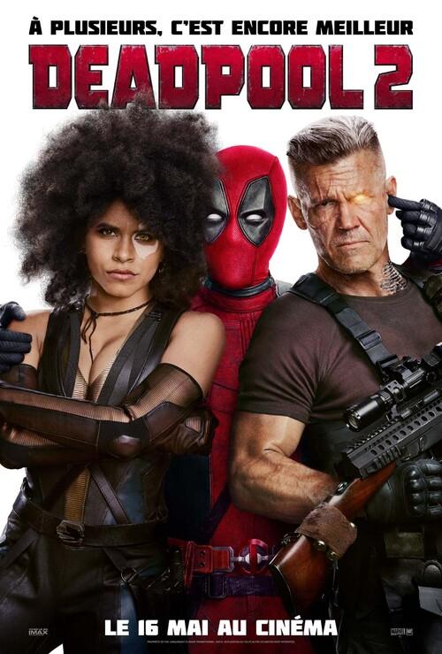 "Bonsoir a l'honneur : "" Deadpool 2 """