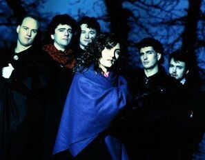 CAPERCAILLIE - Miracle of Being (1993)  (Musique du Monde)