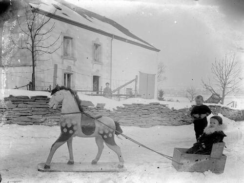 Jeux d'hiver, d'hier et d'aujourd'hui