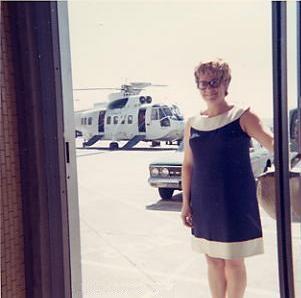 Souvenir quand tu nous tiens : Tante Jeanne et moi 16 San Francisco et Seattle