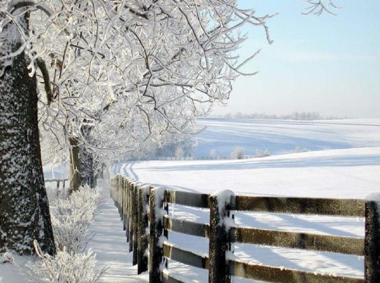 L'hiver arrive à grands pas
