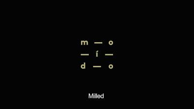 Moído / Milled. 2015. HD.