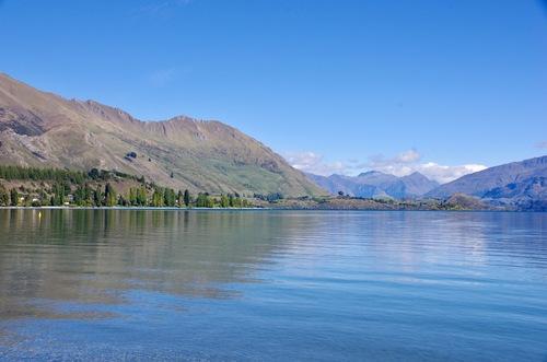 Nouvelle-Zélande #15 - Queenstown à Franz Josef Glacier