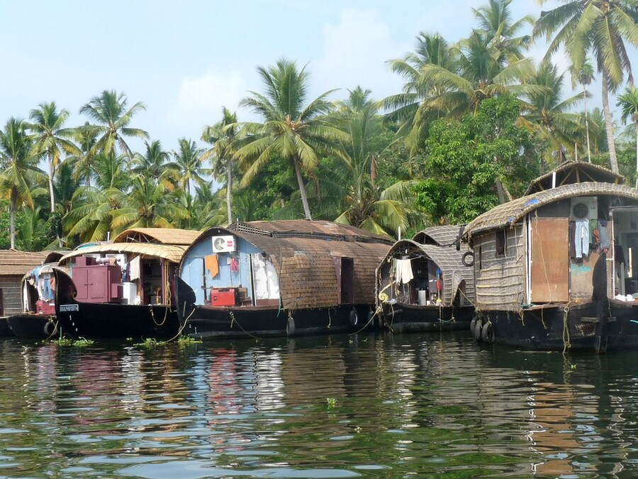 L'Inde du Sud, le Kerala