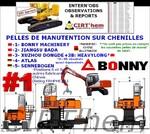 CIRT'hem INTERN'OBS: pelles sur chenilles, sur pneus & manut' (3).
