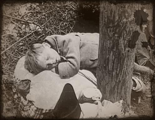 enfants perdus pendant l'exode de 1940