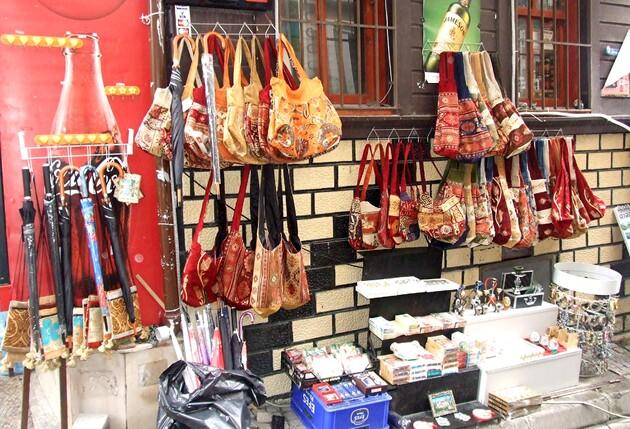 6/0 -Istamboul /  les marchés