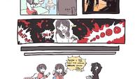 (Partie 2) Par Arche エガキ sur tumblr