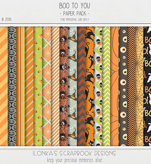 CT d'Ilonka's Scrapook Designs