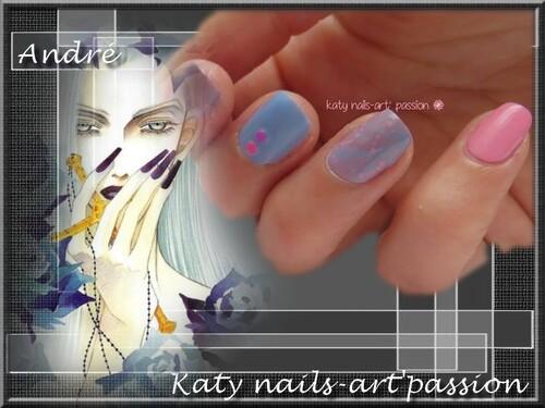 Nails art de Katy