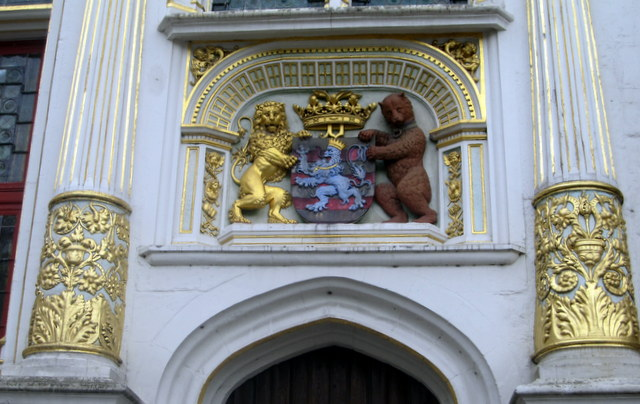 Blason de Bruges