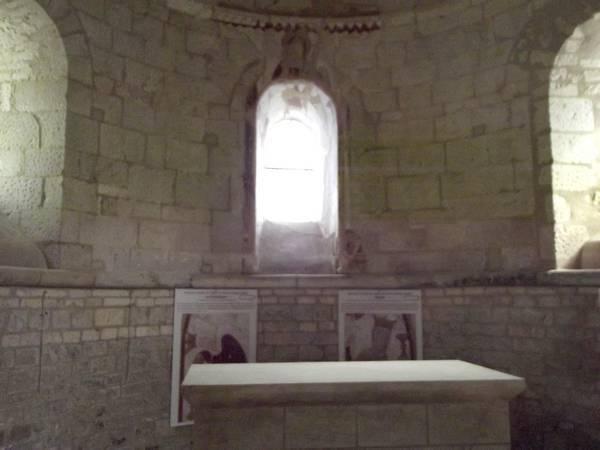Eglise de Ste-Lizaigne38