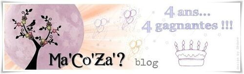 Blog'anniv '