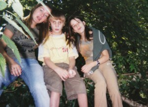 Marvin 13ans ses soeurs 2003