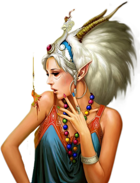 fantasy personnages!