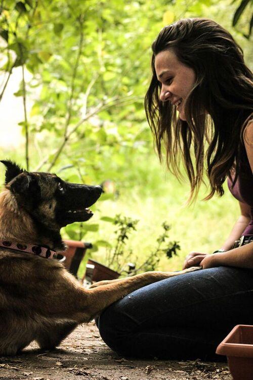 Daïka // Photo : (c) Charlie & Daïka (facebook.com/Charlie-Da%C3%AFka-195560863924463/)