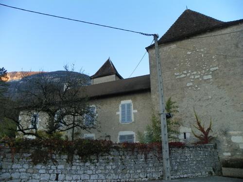 Anciennes maisons de Virieu-le-Grand ( 2 )
