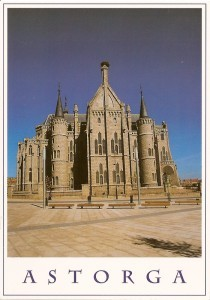 Astorga E -St Jacques