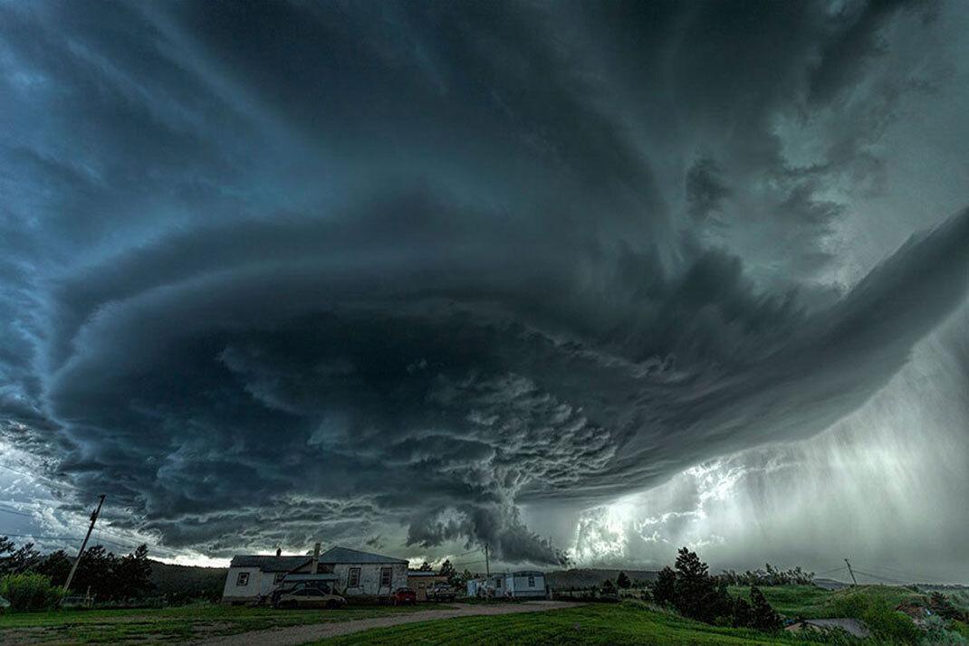 La bête de James Smart, Dakota du Sud, Etats-Unis