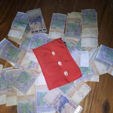 la porte monnaie magique