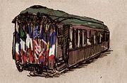 wagon de l'armistice