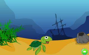 Jouer à Dorby underwater escape