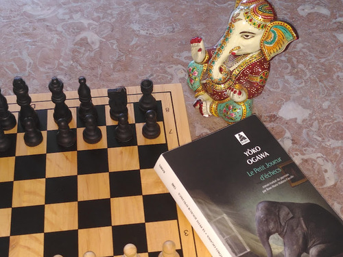 Yôko Ogawa, Le petit joueur d'échecs, Babel
