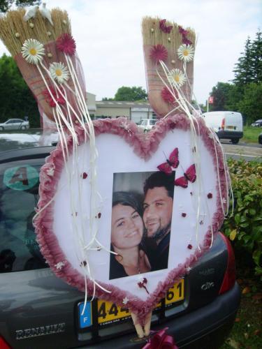 la voiture balais - Voiture Balai Mariage