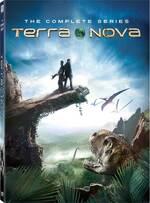 DVD - Terra Nova