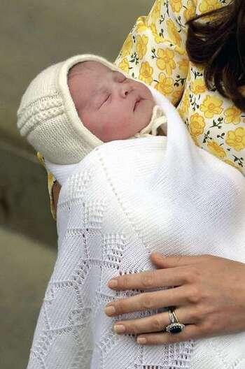 Kate Middleton a accouché d'une fille