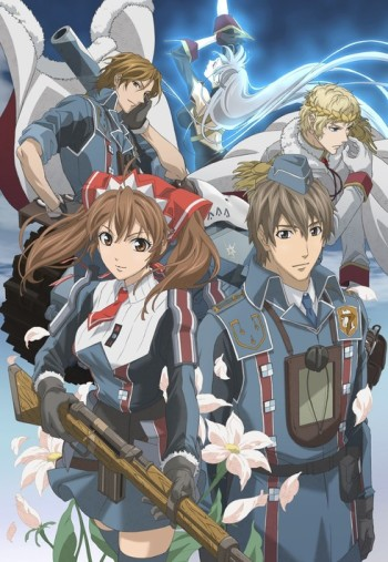 Senjou no Valkyria: Gallian Chronicles انمي