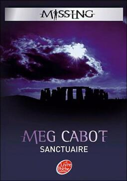 Couverture Missing, tome 4 : Sanctuaire