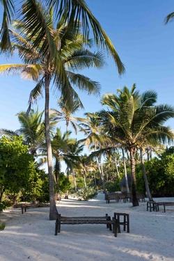 La plage privative à nous tout seul