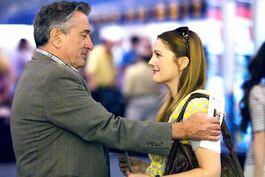 Drew Barrymore et Robert De Niro