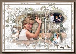Tube Salut de Lady Diana